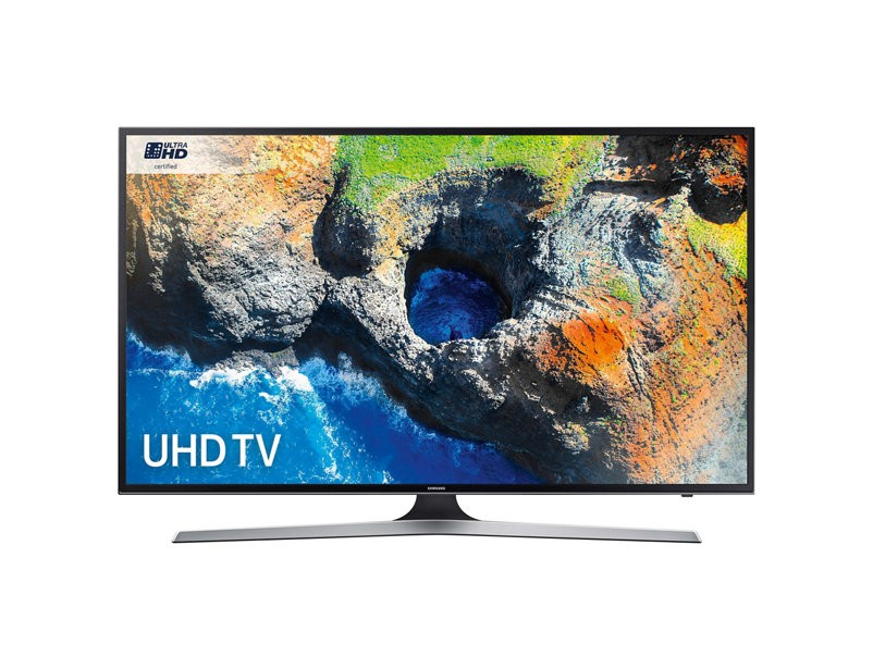 "TV SAMSUNG 50"" LED SMART 4K MU6100"