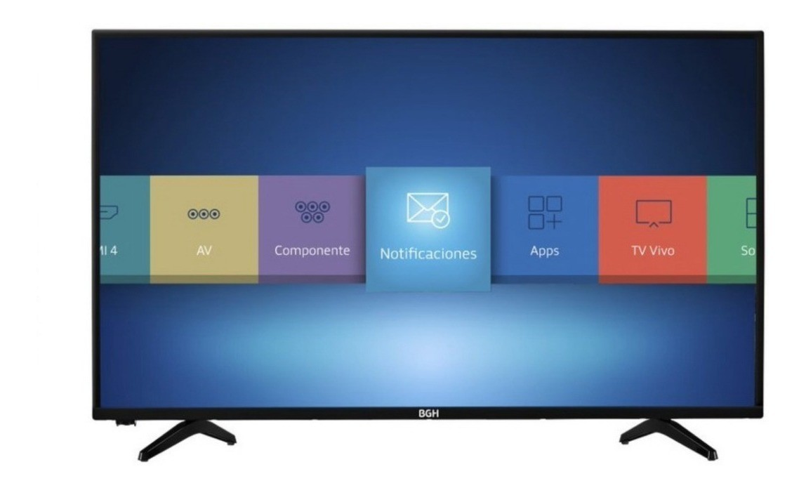 TV BGH 43'' LED SMART B4318FH5