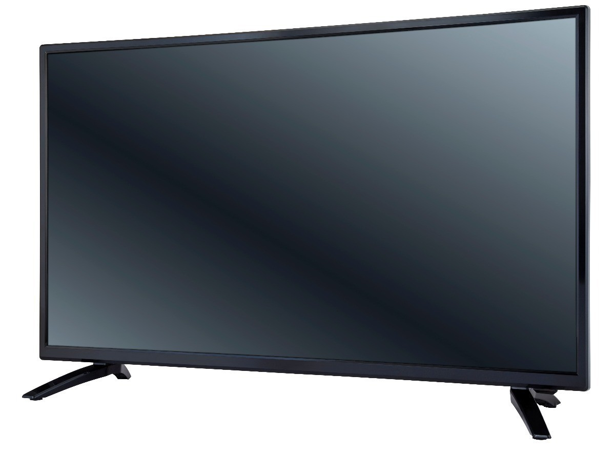 TV STEEL HOME 24'' LED HD