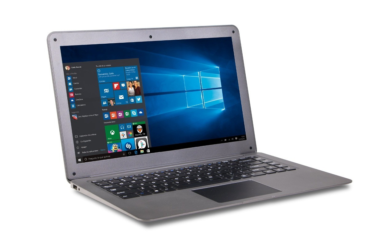 "NOTEBOOK EXO ATOM/2GB/32GB/W10/14"" E15"