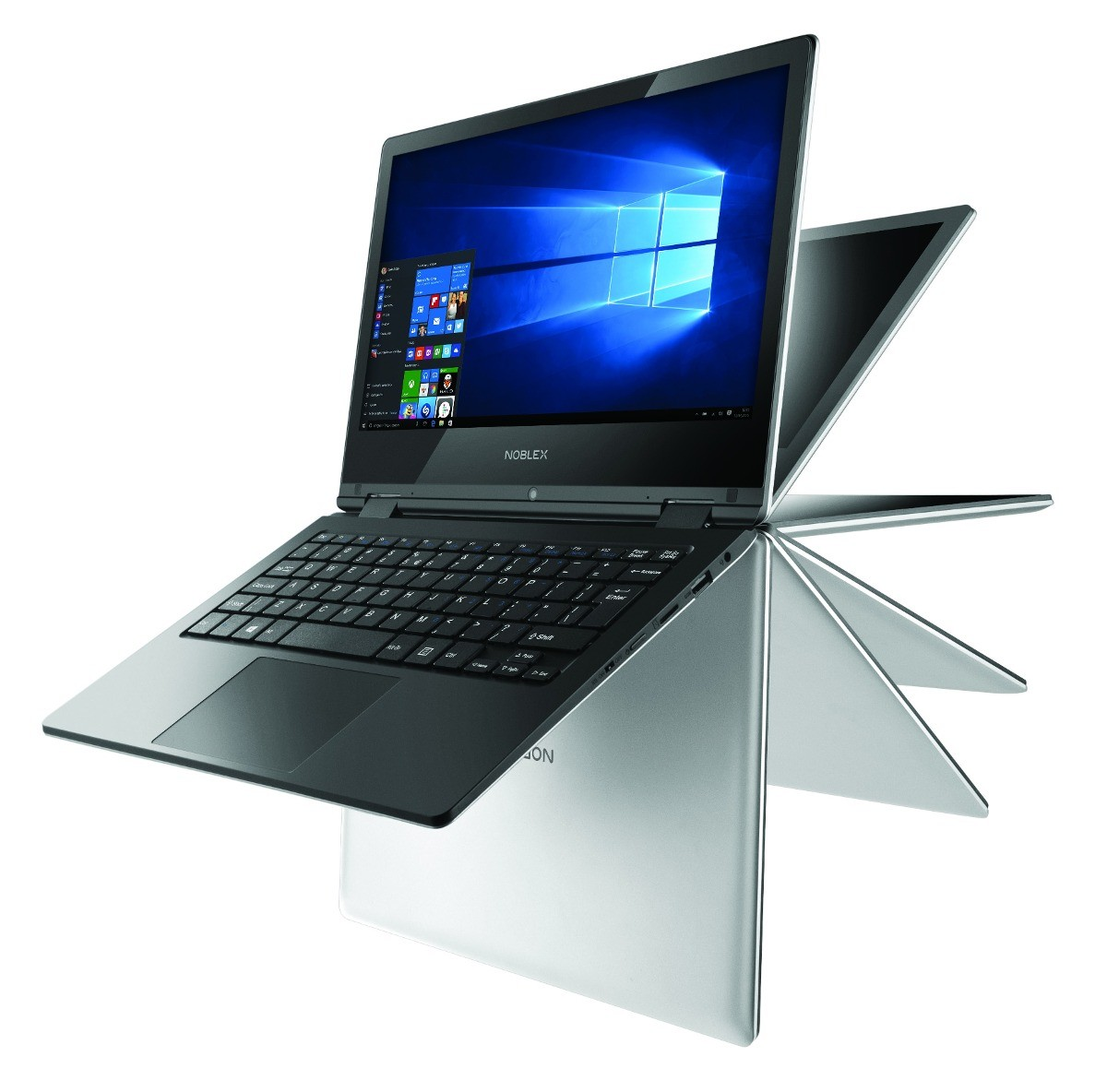 NOTEBOOK NOBLEX 360 ATOM/2GB/32GB Y11W102 11.6''
