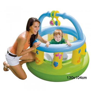 INFLABLE INTEX CORRALITO GYM 48474NP      19610/3