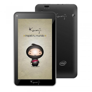 TABLET KANJI 7''/16GB/5.1/BLUET/YUBI PLUS