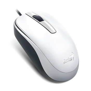 MOUSE GENIUS DX-120 USB WHITE