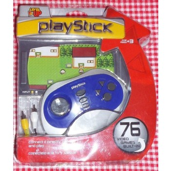 CONSOLA LEVEL UP PLAY STICK 76 JGOS