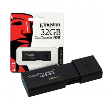 PEN DRIVE KINGSTON 32GB DT100G3