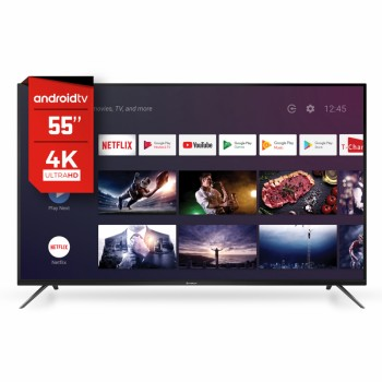 TV HITACHI 55'' LED SMART 4K LE554KSMART08/20