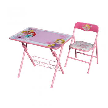 SET ESCRITORIO + SILLA PRINCESAS 1077