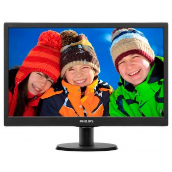 MONITOR PHILIPS 19'' LED 193V5LSB2/55