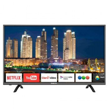 TV PHILCO 49'' LED SMART 4K PLD49US7C