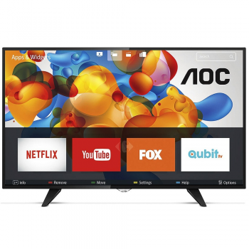 TV AOC 50'' LED SMART LE50S5970/28