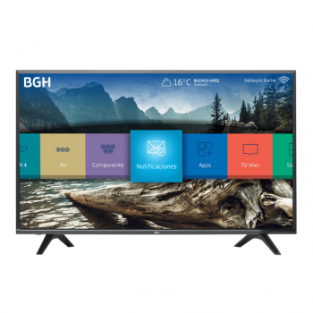 "TV BGH 49"" LED SMART FHD B4918FH5"