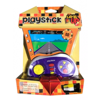 CONSOLA LEVEL UP PLAY STICK 60 JGOS.