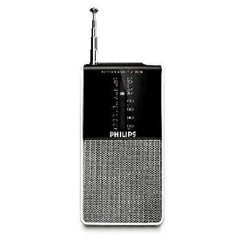 RADIO PHILIPS AM-FM AE1530/00