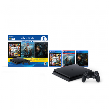 PLAY STATION 4 1TB MEGA PACK JGOS CUH-2215B