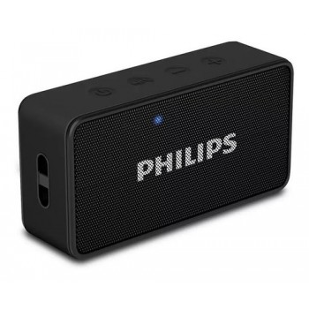 PARLANTE PHILIPS BLUETOOTH BT60BK/94