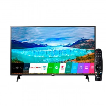 TV LG 43'' LED SMART FHD 43LM6350PSB