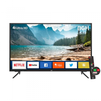 TV BGH 50'' LED SMART 4K B5020UK6