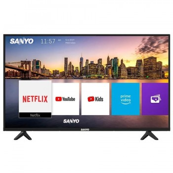 TV SANYO 50'' LED SMART 4K LCE50SU9550