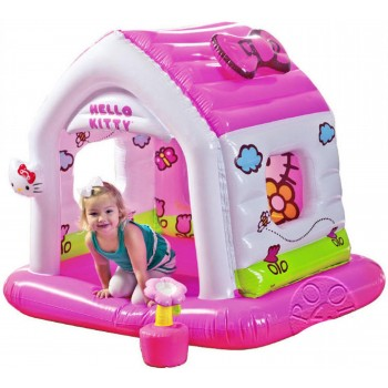 CASITA INFLABLE INTEX KITTY 22685/7 48631