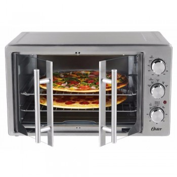 HORNO GRILL OSTER 42L FRENCH DOOR TSSTTVFDXL2