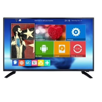TV STEEL HOME 50'' LED SMART