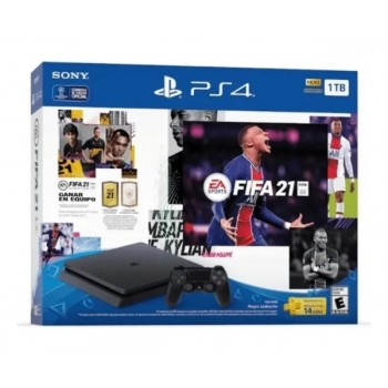 PLAY STATION 4 SLIM 1TB FIFA 2021
