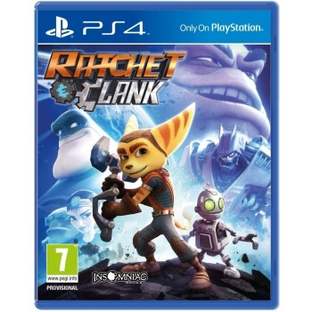 JUEGO PS4 RATCHET&CLANK