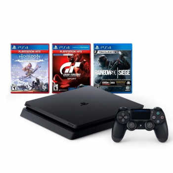 PLAY STATION 4 1TB MEGA 16 RSS-HZDCE-GTS