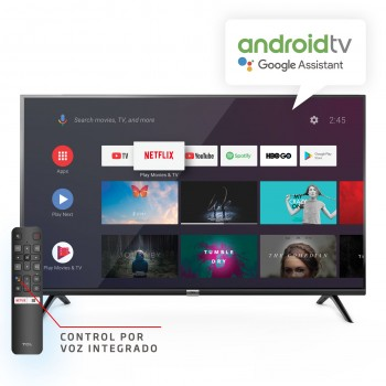 TV TCL 40'' LED SMART AND. L40S6500