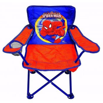 SILLA CAMPING SPIDERMAN SM6272
