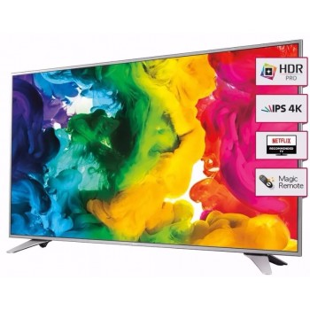 "TV LG 49"" LED SMART/4K 49UH6500"