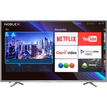 "TV NOBLEX 43"" LED SMART FHD 43X5100"